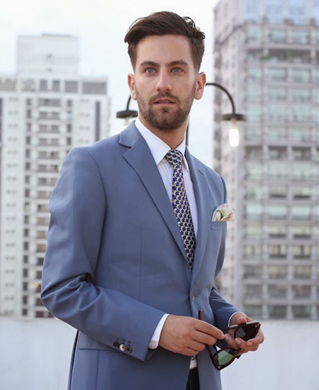 Summer Wedding Suit Ideas Gq: E tips. Fall weight wool suit ...