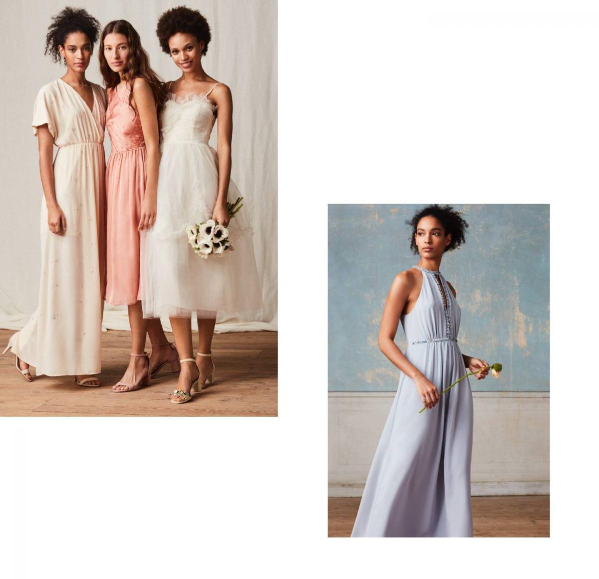 e7e8181b66df Η δε συλλογή περιλαμβάνει και φορέματα που είναι ιδανικά αν είστε καλεσμένες  σε γάμο ή αν πρέπει να ντυθείτε παράνυφοι. Τη νέα συλλογή μπορείτε να τη  δείτε ...