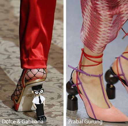 31a0e04e81b ... ζακέτες με καλοκαιρινά πέδιλα (ειδικά αυτά με χοντρό τακουνάκι ή kitten  heels), ενώ τα λεπτοκαμωμένα καλοκαιρινά ψηλοτάκουνα θα συνεχίσουν να  αποτελούν ...