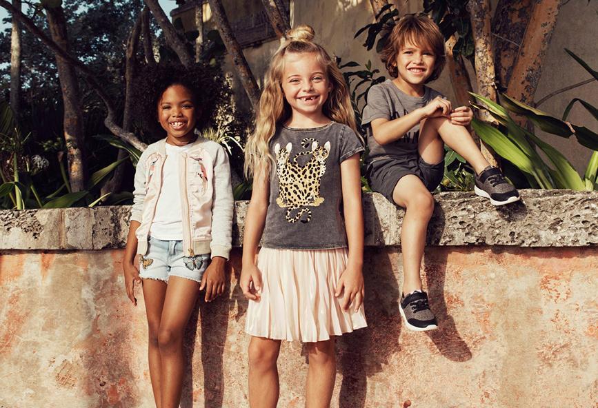 dba4a879e1ae Νέες ανοιξιάτικες παιδικές προτάσεις και προσφορές στα H M  εικόνες ...