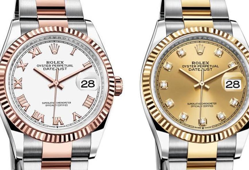 Η Rolex παρουσίασε μια νέα συλλογή με υπέροχα γυναικεία ρολόγια ... d80723a1c93