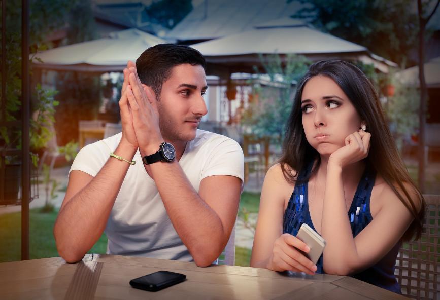 τα ραντεβού δεν πεινούν JK γραμμής γνωριμιών ιστορία