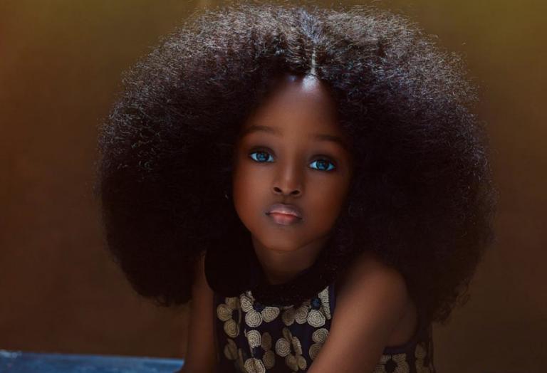 "To ""πιο όμορφο κορίτσι στον κόσμο"" από τη Νιγηρία ξεκινά διεθνή καριέρα μοντέλου - Κεντρική Εικόνα"