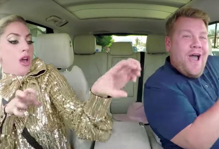 Δείτε το Carpool Karaoke με τη Lady Gaga [βίντεο] - Κεντρική Εικόνα