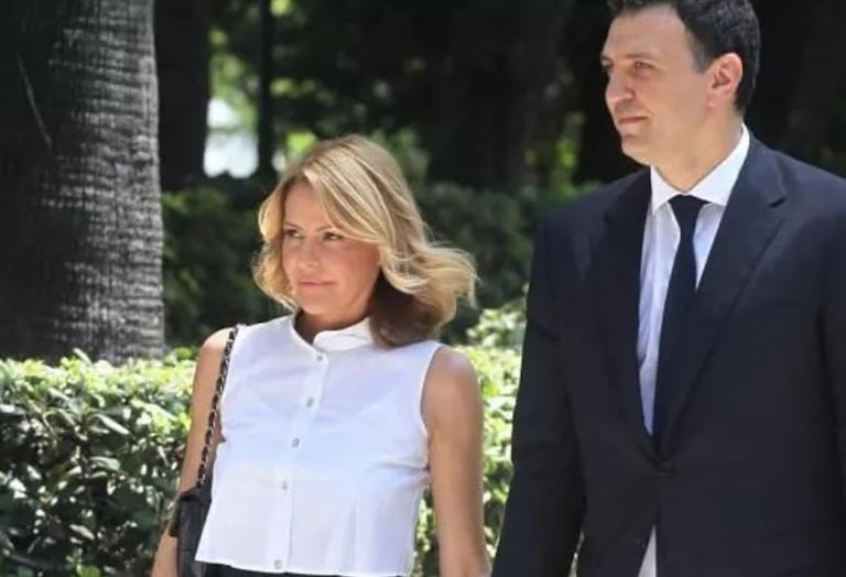 Η Τζένη Μπαλατσινού έκανε μια τρυφερή ανάρτηση για τα γενέθλια του συζύγου της - Κεντρική Εικόνα