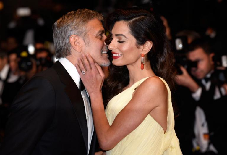 Έτσι γνώρισε και ερωτεύτηκε ο George Clooney την Amal Allamoudin - Κεντρική Εικόνα