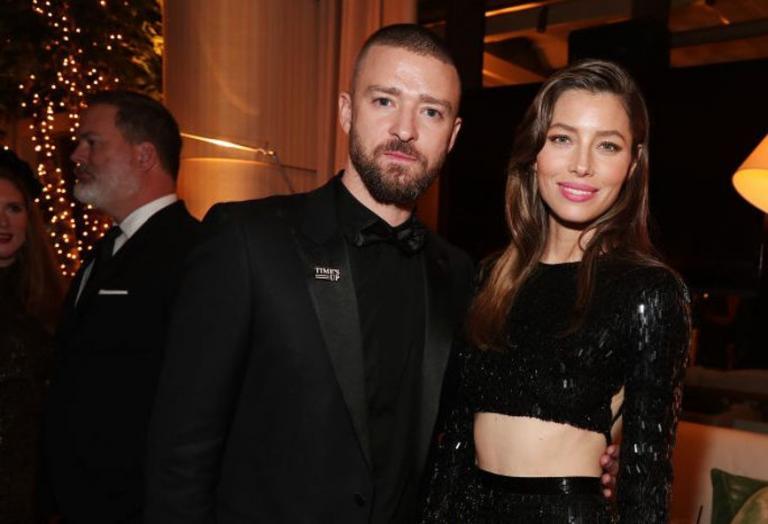 O Justin Timberlake ζήτησε δημοσίως συγγνώμη από τη σύζυγό του [εικόνα] - Κεντρική Εικόνα