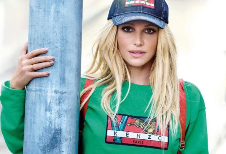 Σχεδόν αγνώριστη η Britney Spears στη νέα καμπάνια του Kenzo [εικόνες] - Κεντρική Εικόνα
