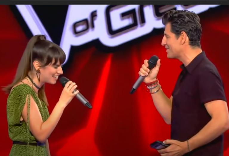 The Voice: Σάκης και Πάνος έδωσαν μάχη για αυτή τη διαγωνιζόμενη [βίντεο] - Κεντρική Εικόνα