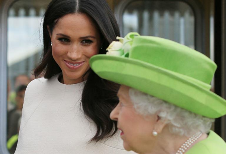Μάθαμε τι δώρο θα κάνει η βασίλισσα στη Meghan Markle - Κεντρική Εικόνα