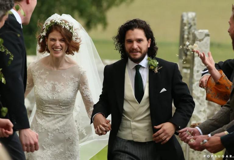 Παντρεύτηκε ο Jon Snow - Δείτε φωτογραφίες από το γάμο του  - Κεντρική Εικόνα