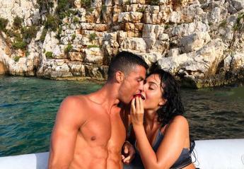 Ξανθιά έγινε η σύντροφος του Cristiano Ronaldo ή μήπως όχι [εικόνες] - Κεντρική Εικόνα