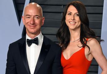 Νέο διαζύγιο - βόμβα: Χωρίζει ο Jeff Bezos, o μεγιστάνας της Amazon - Κεντρική Εικόνα