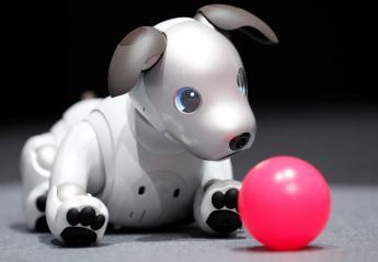 Αυτός είναι ο Aibo: το νέο κουταβάκι - ρομπότ της Sony [βίντεο] - Κεντρική Εικόνα