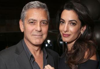 To ζεύγος Clooney είναι στο Λονδίνο και θα βρεθεί στον πριγκιπικό γάμο - Κεντρική Εικόνα