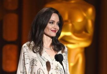 H Angelina Jolie μίλησε με πάθος για τη σεξουαλική βία [βίντεο] - Κεντρική Εικόνα