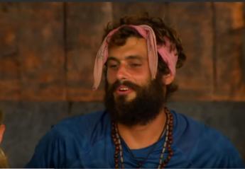 Survivor: Αποχώρησε ο Σπύρος Γουρδούπης [βίντεο] - Κεντρική Εικόνα