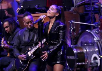 H Ariana Grande τραγουδά Aretha Franklin και συγκινεί [βίντεο] - Κεντρική Εικόνα