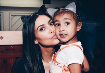H κόρη της Kim Kardashian γύρισε ένα... γουέστερν με τη μαμά της [βίντεο] - Κεντρική Εικόνα