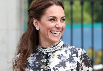 Το νέο χτένισμα της Kate Middleton θύμιζε... Game of Thrones [εικόνες] - Κεντρική Εικόνα