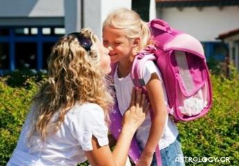 Back to School: Πώς αντιδρά η κάθε μαμά όταν το παιδί της πηγαίνει για πρώτη μέρα σχολείο - Κεντρική Εικόνα