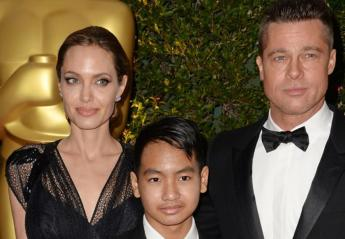 O μεγάλος γιος των Pitt - Jolie για πρώτη φορά σχολίασε τη σχέση του με τον μπαμπά του - Κεντρική Εικόνα