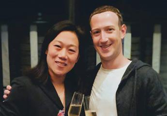 O Mark Zuckerberg έχει επέτειο γάμου και είναι στην Αθήνα [εικόνα] - Κεντρική Εικόνα