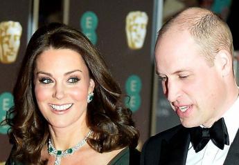 H Kate Middleton τελικά δεν φόρεσε μαύρα στα βραβεία BAFTA [εικόνες] - Κεντρική Εικόνα