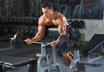 Κάνετε βάρη στο γυμναστήριο; Τότε μην ξεχνάτε ποτέ αυτή την άσκηση [βίντεο] - Κεντρική Εικόνα