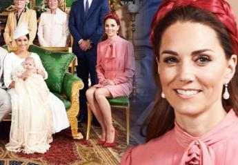 Η Kate Middleton στη βάφτιση του Archie θύμισε μια σταρ του Gossip Girl [εικόνες] - Κεντρική Εικόνα