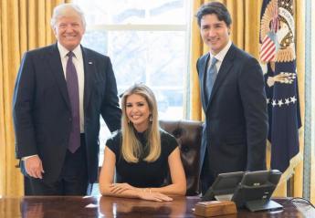 Χαμός στα social media με αυτή τη φωτογραφία της Ivanka Trump  - Κεντρική Εικόνα