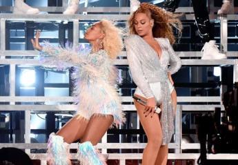 Επική τούμπα: Η Beyonce και η αδελφή της σωριάστηκαν στη σκηνή [βίντεο] - Κεντρική Εικόνα