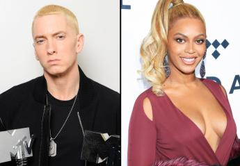 Eminem και Beyonce ενώνουν τις δυνάμεις τους σε ένα νέο τραγούδι [βίντεο] - Κεντρική Εικόνα