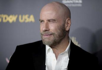 Ο καραφλός John Travolta εμφανίστηκε στην τηλεόραση με τη κόρη του [βίντεο] - Κεντρική Εικόνα
