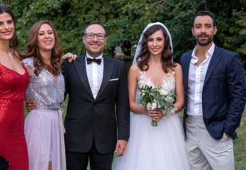 Ο Σάκης Τανιμανίδης έγραψε το πιο γλυκό μήνυμα για το γάμο του αδελφού του - Κεντρική Εικόνα