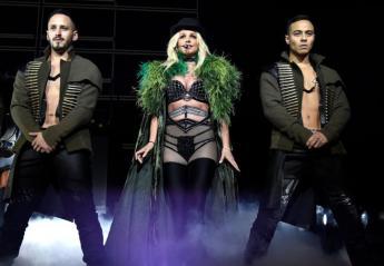 Ένα νέο σέξι on stage ατύχημα είχε η Britney Spears [βίντεο] - Κεντρική Εικόνα