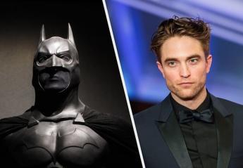 Είναι επίσημο: Ο Robert Pattinson είναι ο νέος Batman - Κεντρική Εικόνα
