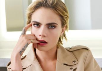 Cara Delevingne: Το νέο πρόσωπο του Dior Addict Lipstick - Κεντρική Εικόνα