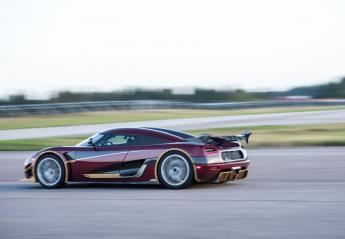 Αυτό το πανάκριβο super car έσπασε κάθε ρεκόρ ταχύτητας [βίντεο] - Κεντρική Εικόνα