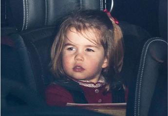 Τελικά η πριγκίπισσα Charlotte χθες έγραψε ιστορία  - Κεντρική Εικόνα