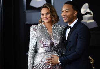 Chrissy Teigen - John Legend έγιναν ξανά γονείς - Κεντρική Εικόνα