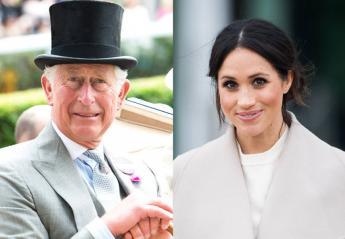 O Κάρολος θα παραδώσει τελικά την Meghan στον Harry - Κεντρική Εικόνα