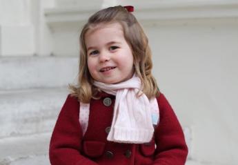 H πριγκίπισσα Charlote ξεκίνησε το νηπιαγωγείο [εικόνες] - Κεντρική Εικόνα