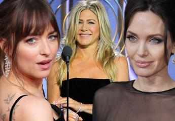 Aniston - Jolie - Johnson βίωσαν μια αμήχανη στιγμή στις Χρυσές Σφαίρες - Κεντρική Εικόνα