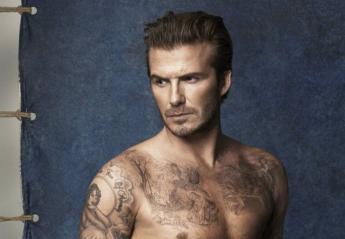 O David Beckham χτύπησε και νέο τατουάζ [εικόνες] - Κεντρική Εικόνα