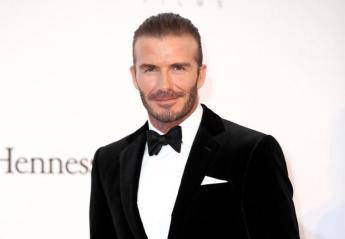 O David Beckham κάνει ξανά μόδα τον ανδρικό κότσο [εικόνες] - Κεντρική Εικόνα