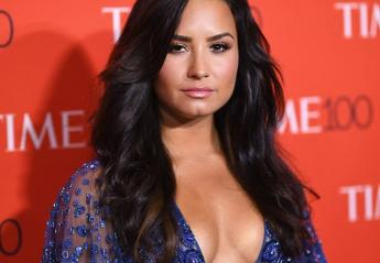 H Demi Lovato με τα ντεκολτέ της έλαμψε στο γκαλά του Time [εικόνες] - Κεντρική Εικόνα
