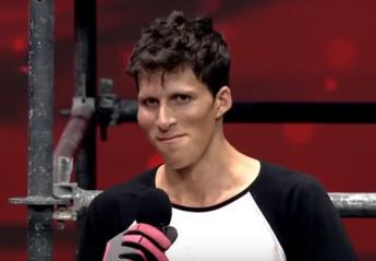 Η Μαρία Μπακοδήμου ούρλιαξε όταν είδε το σόου αυτού του νεαρού [βίντεο] - Κεντρική Εικόνα