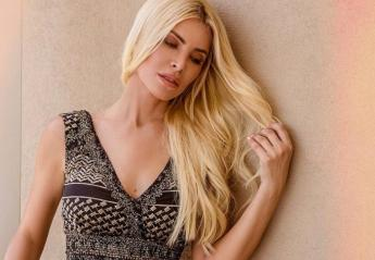 "H Κατερίνα Καινούργιου πέταξε κορυφαία ατάκα για τα ""ψεύτικα"" μαλλιά της  - Κεντρική Εικόνα"