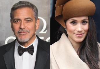 O George Clooney ανησυχεί για τη Meghan Markle και ξεσπάθωσε κατά πάντων - Κεντρική Εικόνα